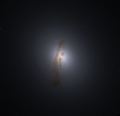 Anne's Image of the Day: Messier 84 in Virgo