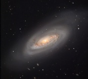 Anne's Image of the Day: Spiral Galaxy Messier 90