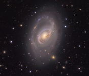 Anne's Image of the Day: Spiral Galaxy Messier 96