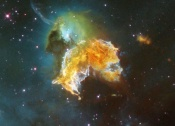 Anne's Image of the Day: Supernova Remnant N 63A