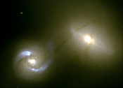 Anne's Picture of the Day: Interacting Galaxies NGC 1409 & 1410