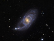 Anne's Image of the Day: Spiral Galaxy NGC 151
