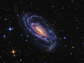 Anne's Image of the Day: Spiral Galaxy NGC 5033