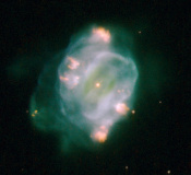 Anne's Image of the Day: Planetary Nebula NGC 5307