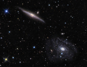 Anne's Picture of the Day: Spiral Galaxies NGC 5963 & 5965
