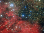 Anne's Image of the Day: Open Cluster NGC 6604