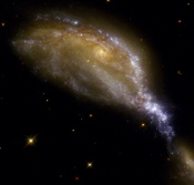 Anne's Image of the Day: Distorted Galaxy NGC 6745