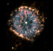 Image of the Day: The Glowing Eye Nebula