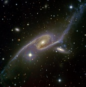 Anne's Picture of the Day: Spiral Galaxy NGC 6872