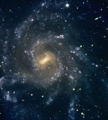Anne's Image of the Day: Spiral Galaxy NGC 7424