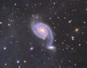 Anne's Picture of the Day: Interacting Galaxies NGC 7753 & 7752