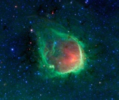 Anne's Picture of the Day: Emission Nebula RCW 120