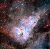 Anne's Image of the Day: The Carina Nebula