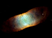 Anne's Picture of the Day: The Retina Nebula