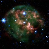 Anne's Picture of the Day: The Skull Nebula
