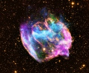 Anne's Image of the Day: Supernova Remnant W49B