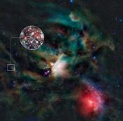 Building Blocks of Life Found Around Young Sun-Like Star