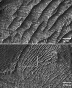 Geologists discover new class of landform - on Mars