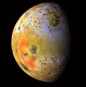 Volcanoes on Jupiter's Moon Io are in the Wrong Spot