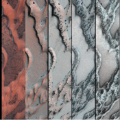 Thawing 'Dry Ice' on Mars Proves the Planet is Still Active