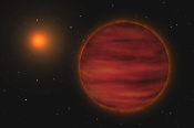 Ultra-Cool Brown Dwarf Helps Reveal Giant Planets
