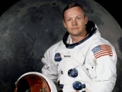 Neil Armstrong -- the First Man on the Moon -- Dies