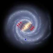Stellar Patrons of Milky Way Bar Identified