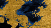 Titan's River Networks Point to a Puzzling Geologic Past